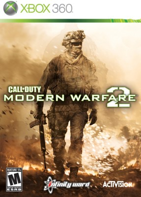 Buy Call Of Duty Modern Warfare 2: Av Media