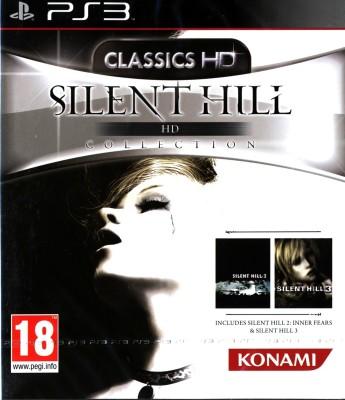Buy Silent Hill HD Collection: Av Media