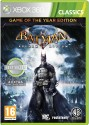 Batman: Arkham Asylum (Game Of The Year Edition) - Games, Xbox 360