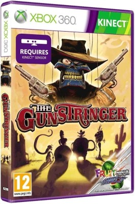 Buy The Gunstringer (Kinect Required): Av Media