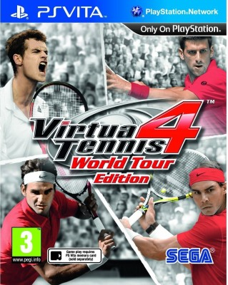 Buy Virtua Tennis 4: World Tour Edition: Av Media
