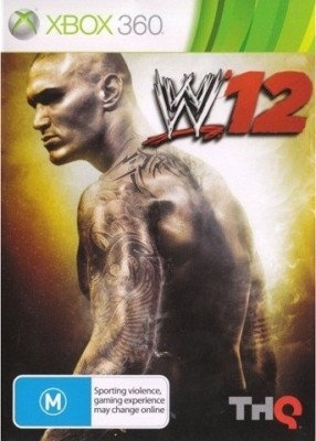 Buy WWE 12 (Standard Edition): Av Media