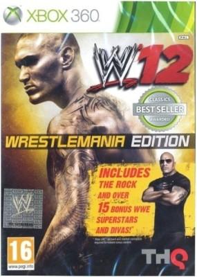 Buy WWE 12 (Standard Edition): Av Media