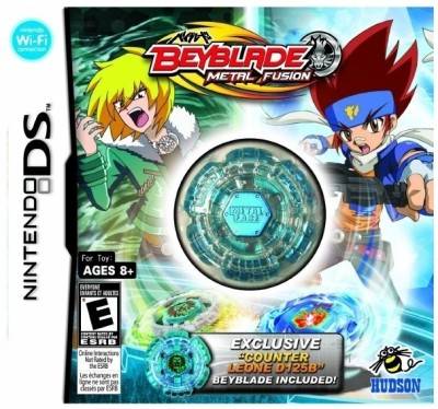 Buy Beyblade : Metal Fusion: Av Media