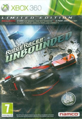 Buy Ridge Racer Unbounded: Av Media