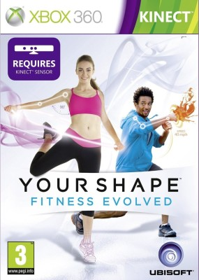 Buy Your Shape : Fitness Evolved (Kinect Required): Av Media