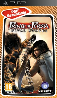Buy Prince Of Persia : Rival Swords: Av Media