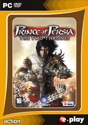 Buy Prince Of Persia: The Two Thrones: Av Media