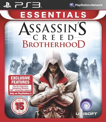 Buy Assassin's Creed: Brotherhood: Av Media