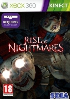 Buy Rise Of Nightmares (Kinect Required): Av Media