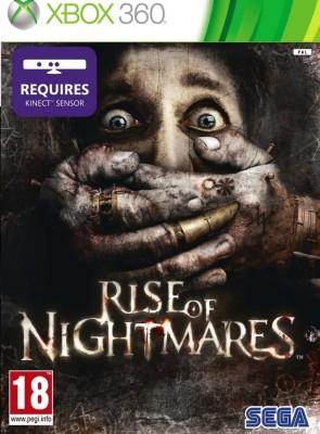 Buy Rise Of Nightmares (Kinect Required): Av Media