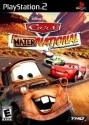 Cars Mater-National Championship - Games, PS2
