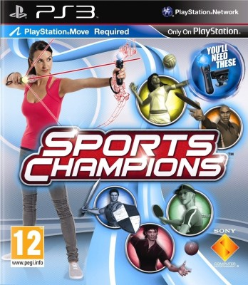 Buy Sports Champions (Move Required): Av Media