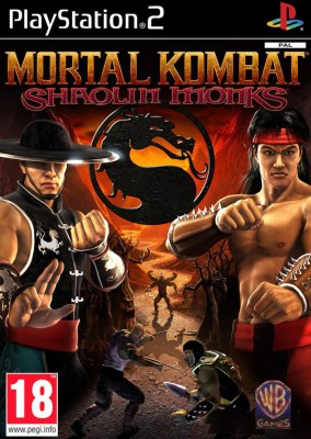 Buy Mortal Kombat : Shaolin Monks: Av Media
