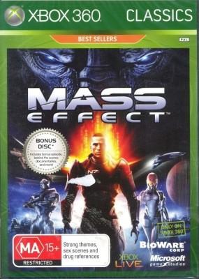 Buy Mass Effect: Av Media