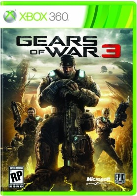 Buy Gears Of War 3 (Standard edition): Av Media