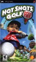 Hot Shots Golf : Open Tee: Physical Game