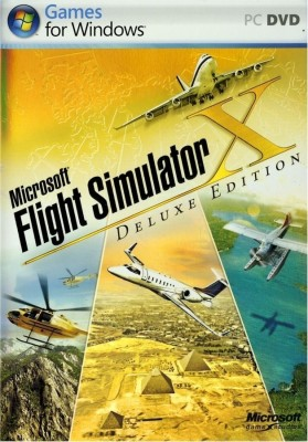 Buy Microsoft Flight Simulator X (Deluxe Edition): Av Media