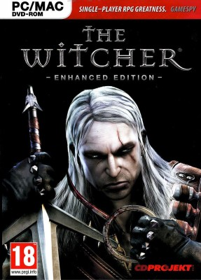 Buy The Witcher: Av Media
