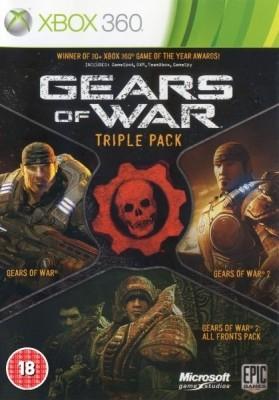 Buy Gears Of War Triple Pack: Av Media