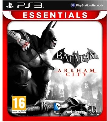 Buy Batman : Arkham City [Essentials]: Av Media