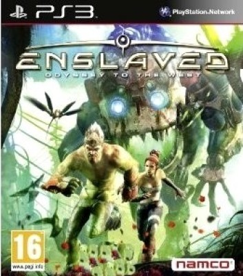Buy Enslaved : Odyssey To The West: Av Media