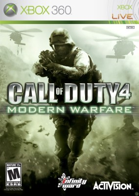 Buy Call Of Duty 4 : Modern Warfare: Av Media