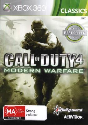Buy Call Of Duty 4 : Modern Warfare: Av Media