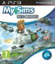 My Sims : Sky Heroes: Av Media