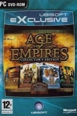 Buy Age Of Empires (Collector's Edition): Av Media