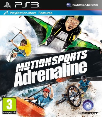 Buy Motionsport Adrenaline: Av Media