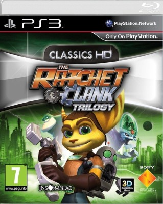 Buy The Ratchet & Clank Trilogy: Classics HD: Av Media
