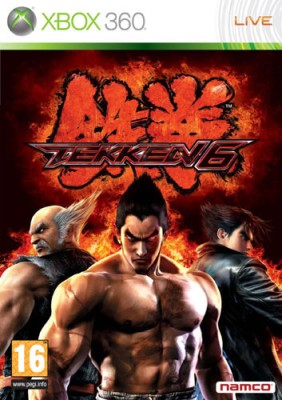 Buy Tekken 6: Av Media