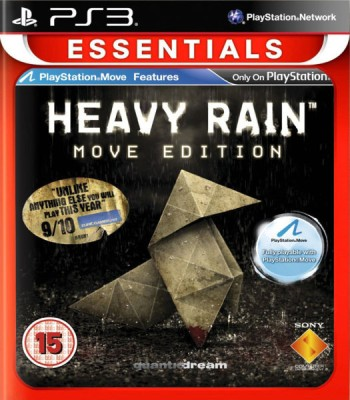 Buy Heavy Rain Move Edition [Essentials]: Av Media