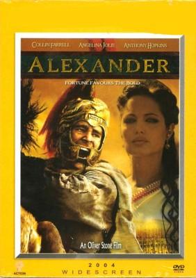 Buy Alexander: Av Media
