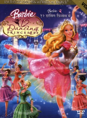 Buy Barbie In The 12 Dancing Princesses: Av Media