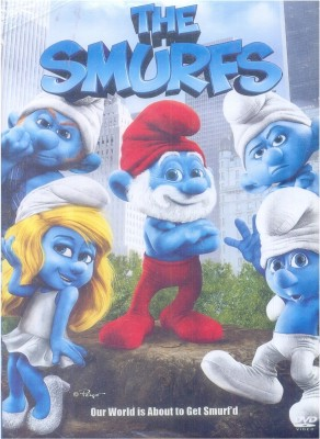 Buy The Smurfs: Av Media