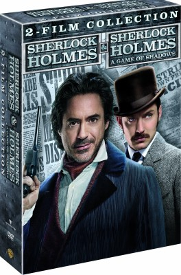 Buy Sherlock Holmes 2 Film Collection: Av Media