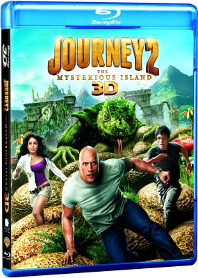 Buy Journey 2 The Mysterious Island 3D: Av Media