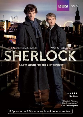 Buy Sherlock: Av Media