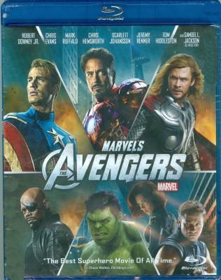 Buy The Avengers: Av Media