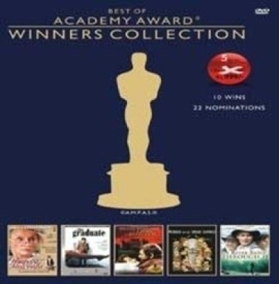 Buy Best Of Academy Award Winners Collection-DVD Boxset: Av Media