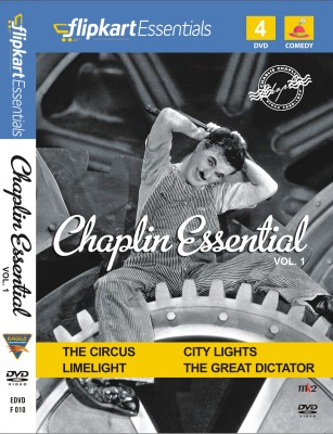 Buy Flipkart Essentials : Chaplin Essential Vol. 1: Av Media