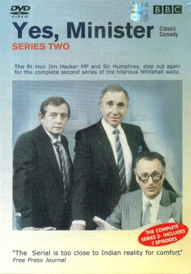 Buy Yes Minister Series: 2: Av Media