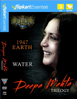 Buy Flipkart Essentials : Deepa Mehta Trilogy: Av Media