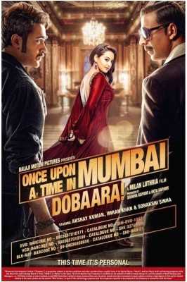 Buy Once Upon A Time In Mumbaai - Dobaara!: Av Media