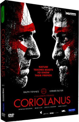 Buy Coriolanus: Av Media