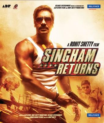 Singham Returns