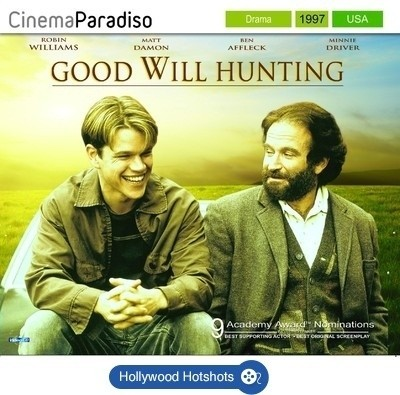 Buy Good Will Hunting: Av Media