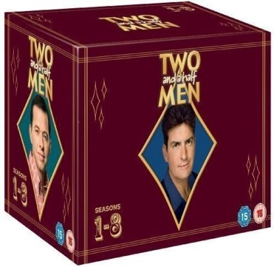Buy Two And A Half Men Season 1 - 8: Av Media
